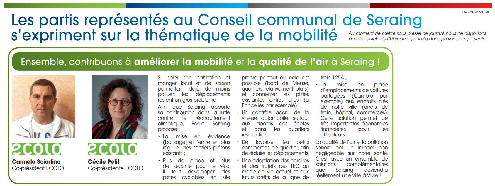 VLAN – Thématique de la mobilité